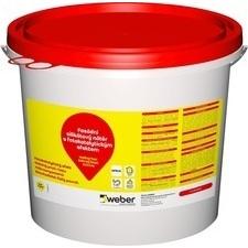 Barva fasádní weberton extraClean active bílá 25 kg