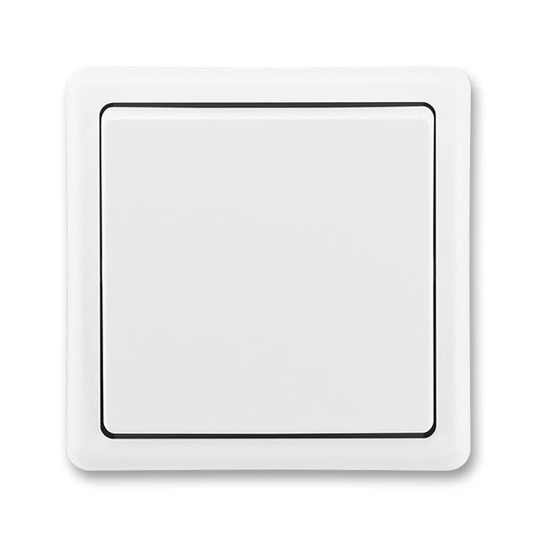 Přepínač křížový řazení 7 Classic jasně bílá
