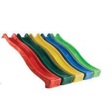 Dětská plastová skluzavka REX 2,4m