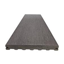 Prkno terasové dřevoplastové WOODPLASTIC RUSTIC MAX wenge