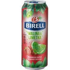 Birell Limetka & Malina 0,5l Plech