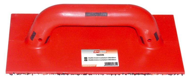 Hladítko brusné na polystyren ENPRO 240×120 mm