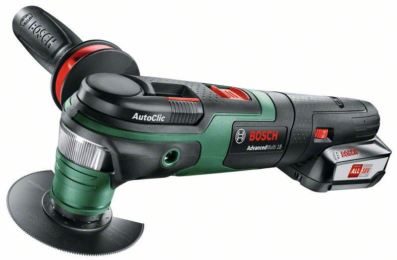 Multifunkční nářadí Bosch AdvancedMulti 18 aku (holé nářadí)