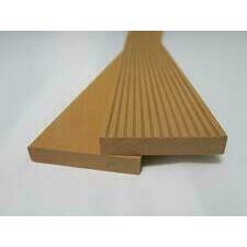 Lišta dřevoplastová DŘEVOplus STANDARD světlý dub 12×71×2000 mm