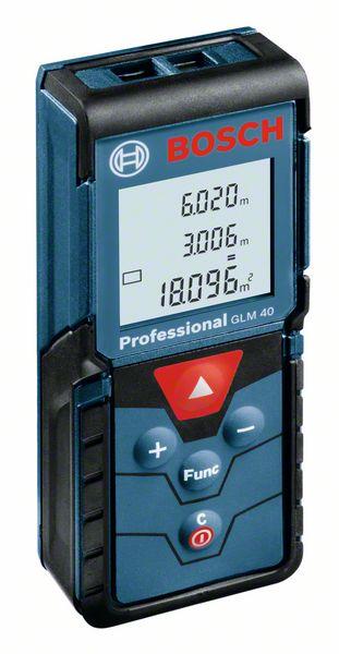Dálkoměr laserový Bosch GLM 40 Professional