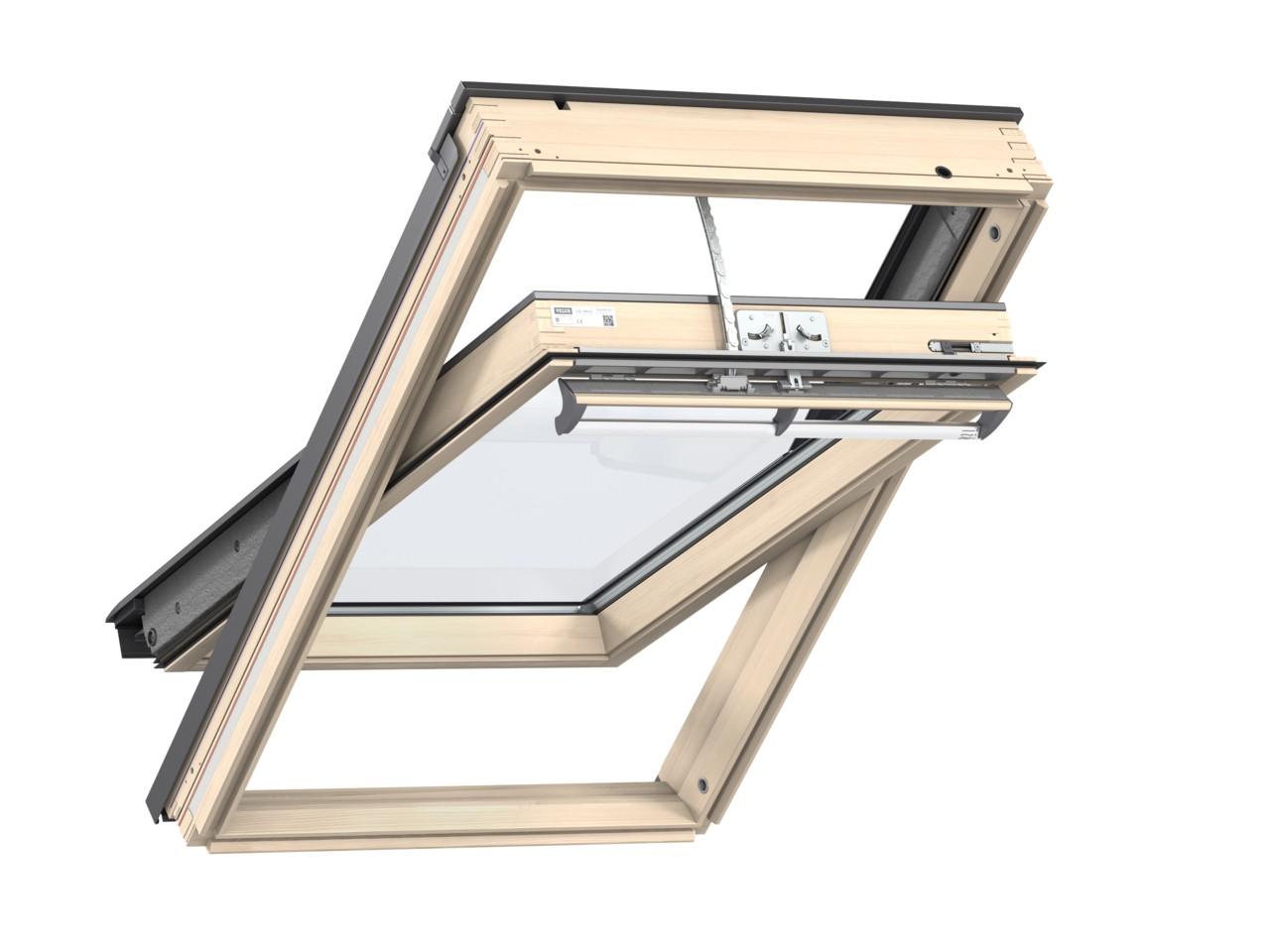 Střešní okno VELUX GGL 306221 MK08 INTEGRA kyvné dálkově ovládané
