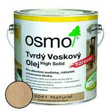Olej tvrdý voskový Osmo Effekt 3041 natural 2,5 l