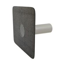 Pojistný přepad s integrovaným bitumenovým límcem o průměru 110 mm