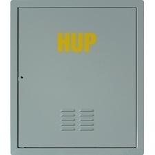 Dvířka revizní HUP M&D 500×600 mm RAL 7038