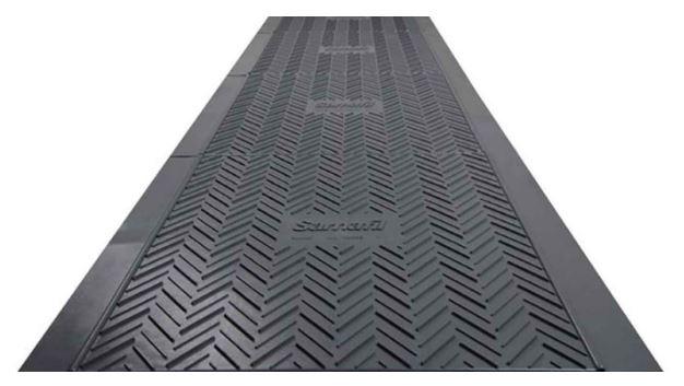 Pochozí deska Sarnafil Walkway PAD PVC 600×600 mm