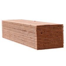 Střešní lať ze smrkového dřeva 40x60/4000 mm impregnovaná