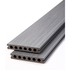 Prkno terasové dřevoplastové DŘEVOplus PROFI grey 23×138×4000 mm