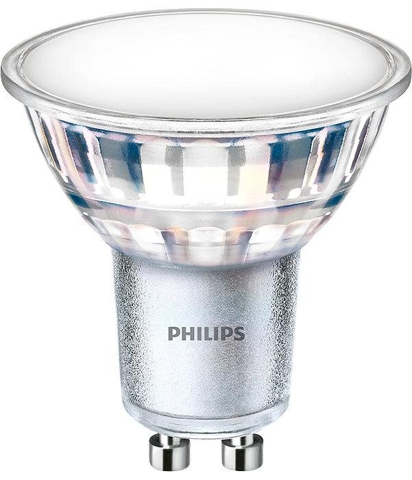 Žárovka LED Philips Spot GU10, 5W, 3000K