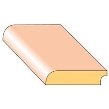 Lišta podlahová P4 smrk nastavený 35×9×2000 mm, 25 ks/bal