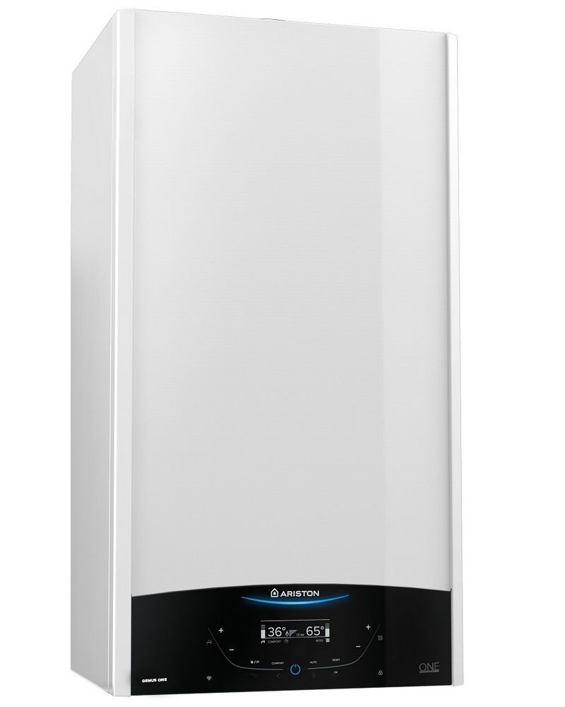 Plynový kondenzační kotel ARISTON GENUS ONE SYSTEM 30 topný
