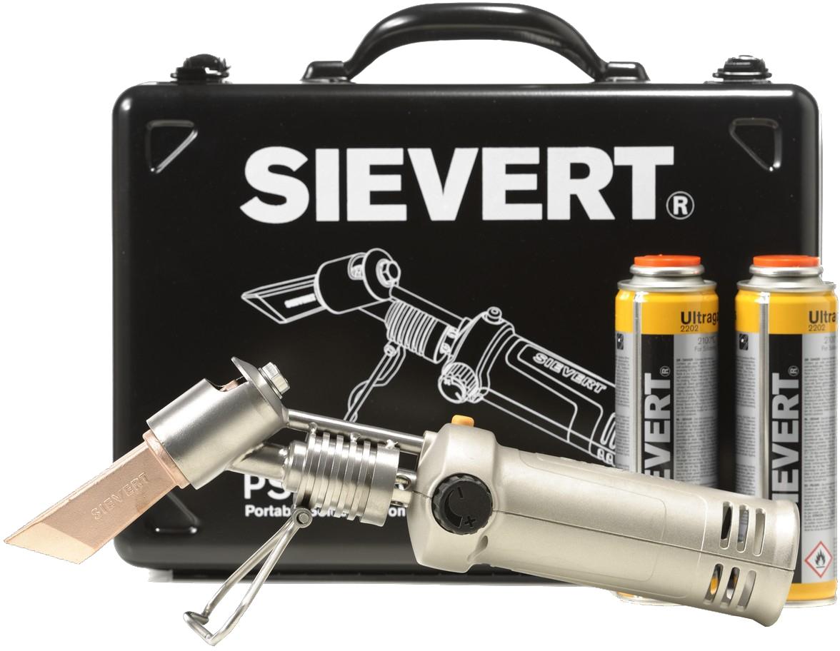 Páječka klempířská Sievert PSI KIT 3380-93