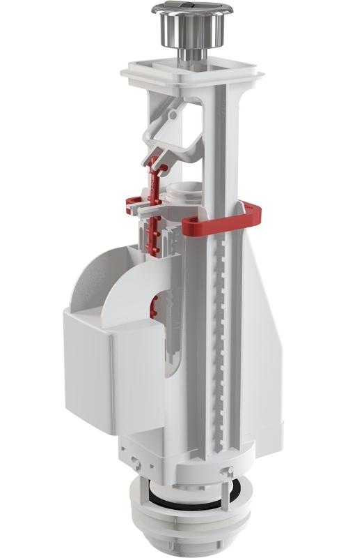 Vypouštěcí ventil s dvoutlačítkem A08A