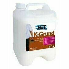 Penetrační nátěr HET K-Grund bezbarvý (5 l/bal)