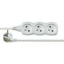 Kabel prodlužovací Emos 2 m 1 mm2 IP 20