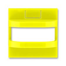 Díl výměnný pro kryt spínače automatického Levit žlutá