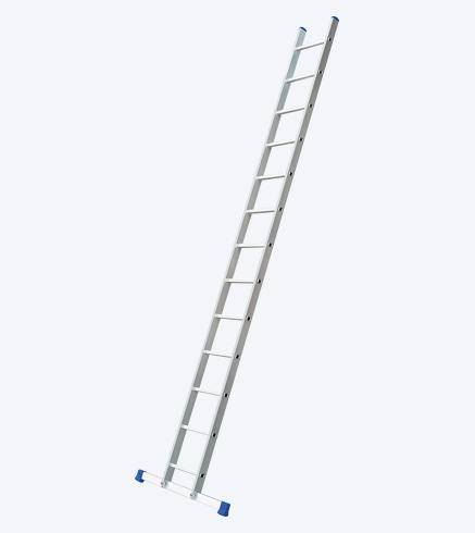 Žebřík hliníkový DEK VHR 1, 18 příček, nosnost 150 kg, výška 4 767 mm