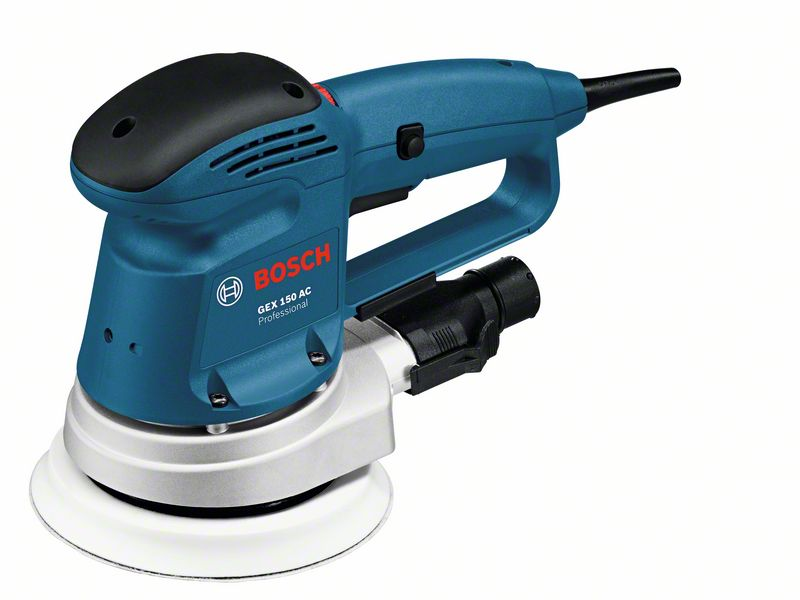 Excentrická bruska GEX 150 AC