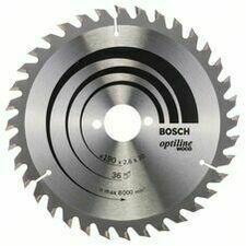 Kotouč pilový Bosch Optiline Wood 190×30×1,6 mm 36 z.