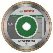 Kotouč řezný DIA Bosch Standard for Ceramic 180×25,4×1,6×7 mm
