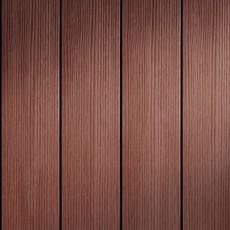 Dřevoplastová plotovka Forest Plus merbau 120x11 mm, 3,6m