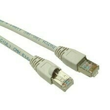 Kabel Patch CAT5E SFTP 10 m, C5E-315GY-1MB