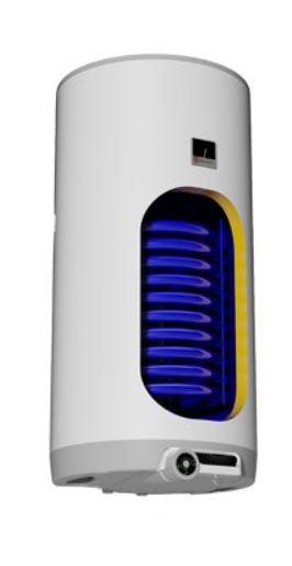 Nepřímotopný zásobník vody Dražice OKC 80 NTR/Z, svislý