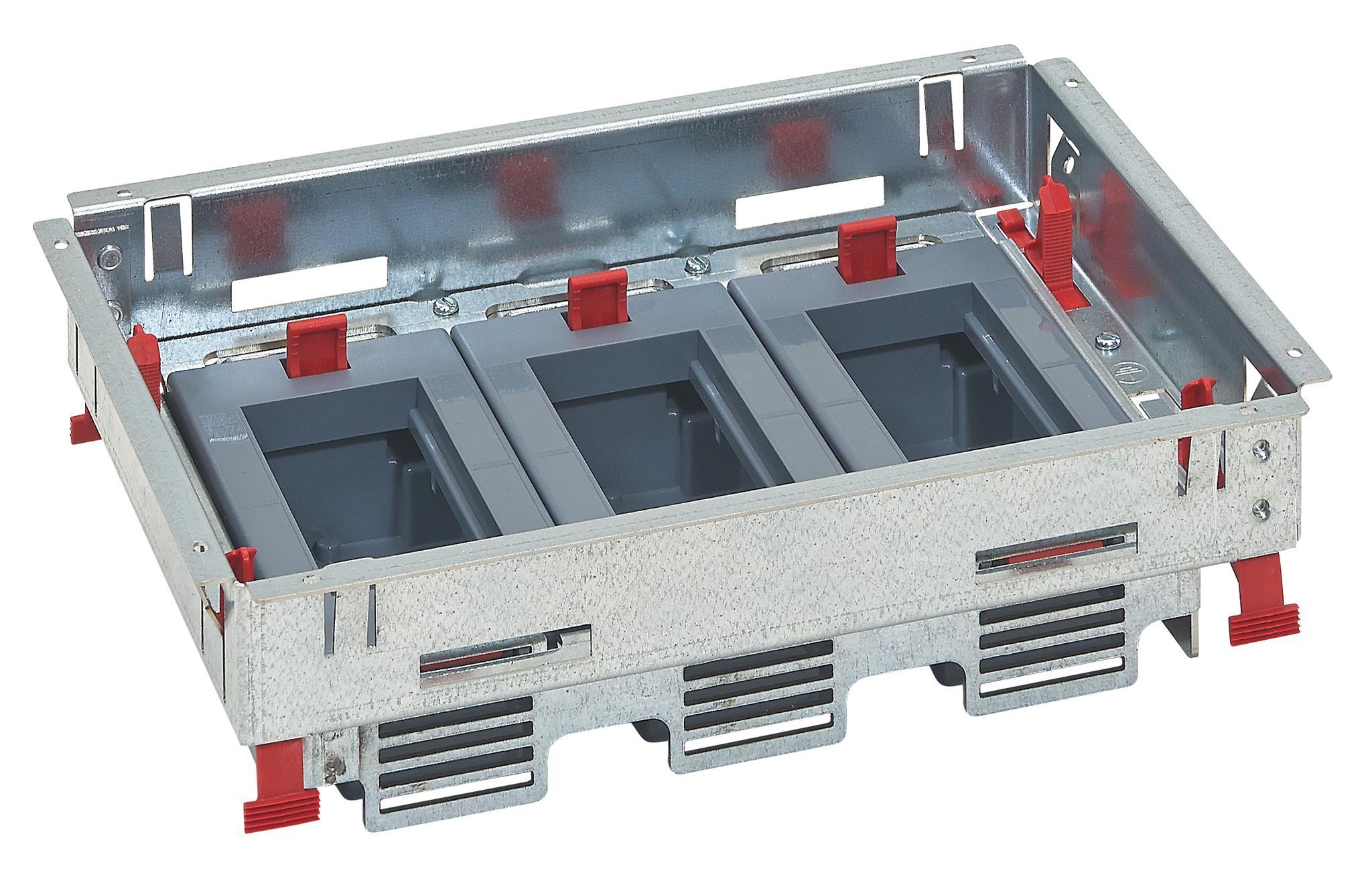 Krabice podlahová 12M horizontální Legrand