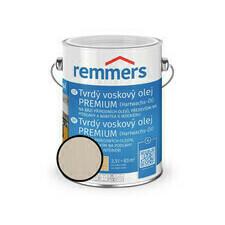 Olej tvrdý voskový Remmers Premium 0668 intens. bílá 2,5 l