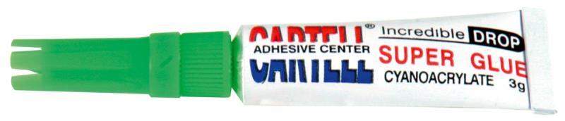 Lepidlo vteřinové CARTELL 3g