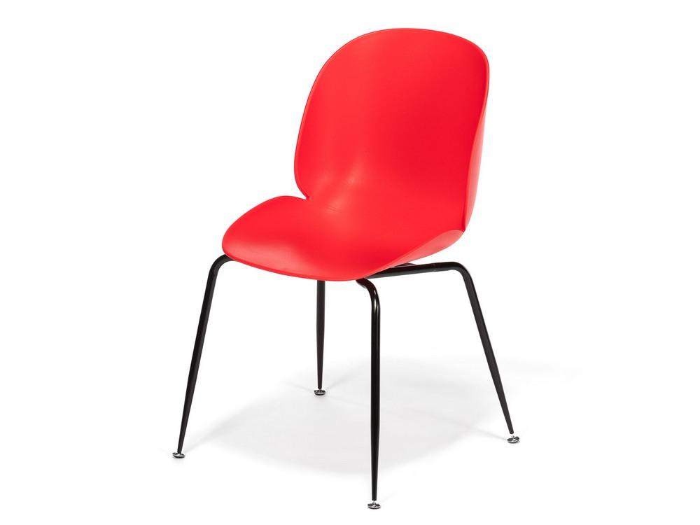 Jídelní židle SALLY červená, cena za ks