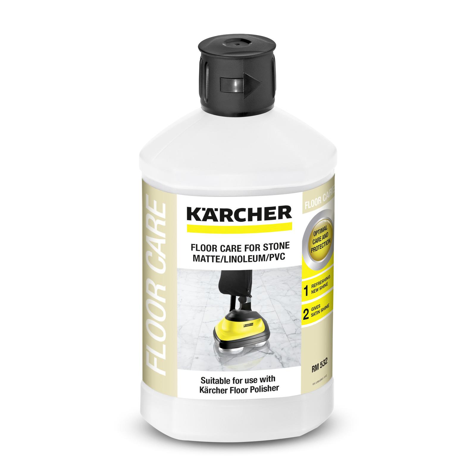 Péče podlahová péče (kámen, linoleum, PVC) Kärcher (FP 303) 1 l