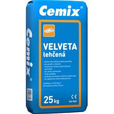 Omítka sádrová CEMIX 036 velveta lehčená 25 kg