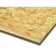 Dřevoštěpková OSB deska 10 mm (2500x1250) mm rovná hrana