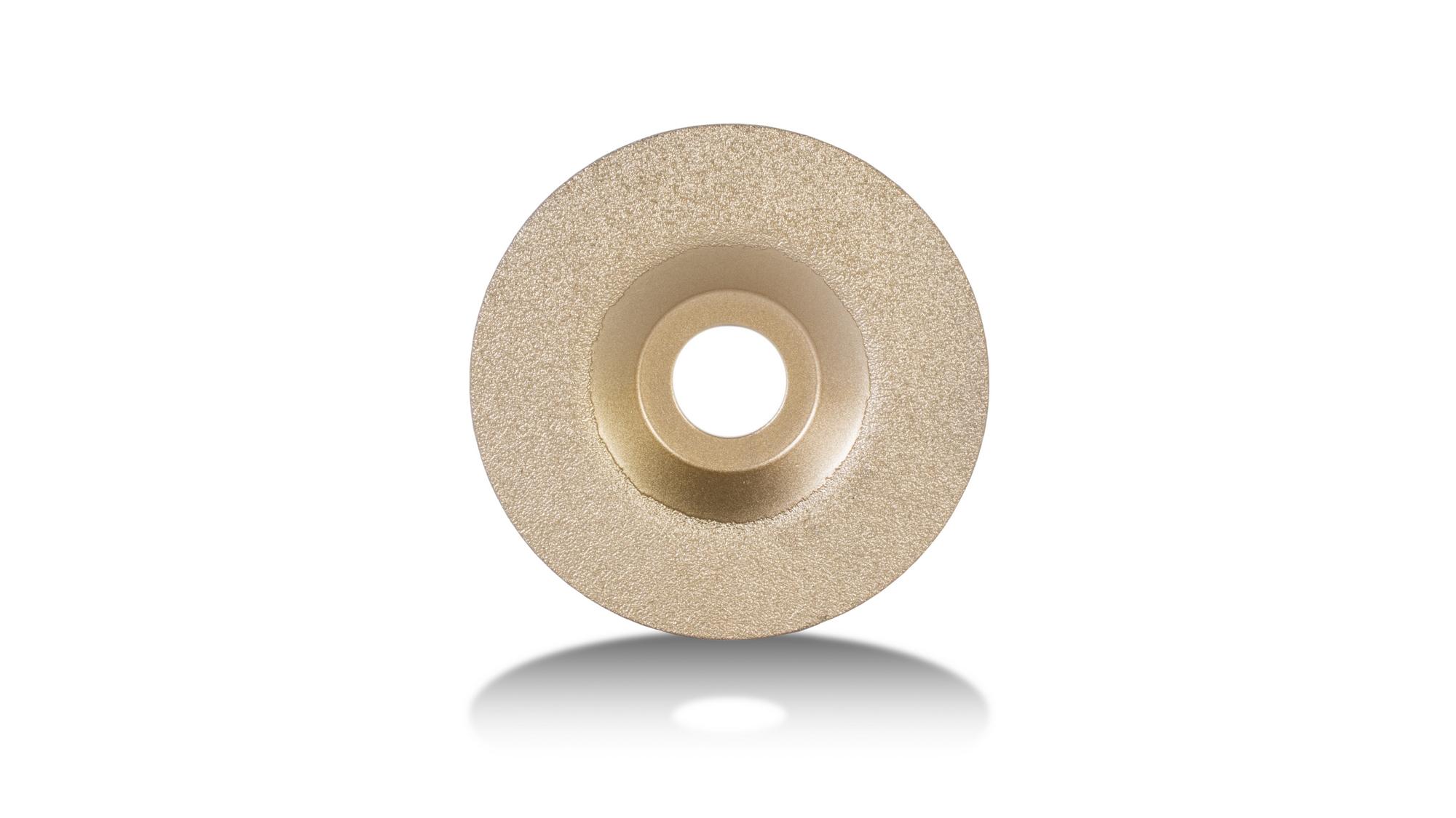 Kotouč brusný RUBI VDF 100×22,2 mm jemný