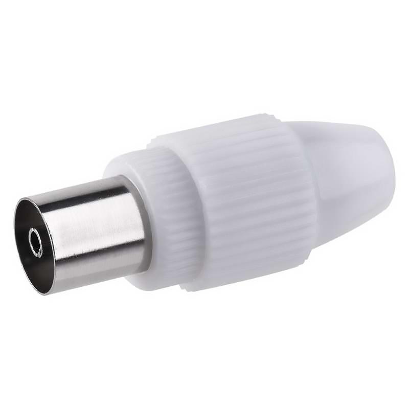 Konektor IEC zásuvka šroubovací (10ks/bal)