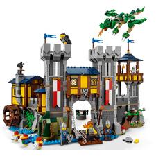 LEGO® CREATOR Středověký hrad