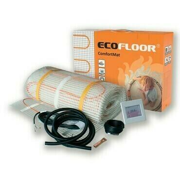 Topná rohož s termostatem sada Comfort Mat 160/4,2 m2