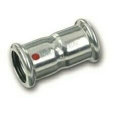 Lisovací nátrubek uhlíková ocel Sanha Therm 22 mm 24270