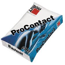 Lepicí a stěrkovací paropropustný tmel Baumit Procontact, 25kg