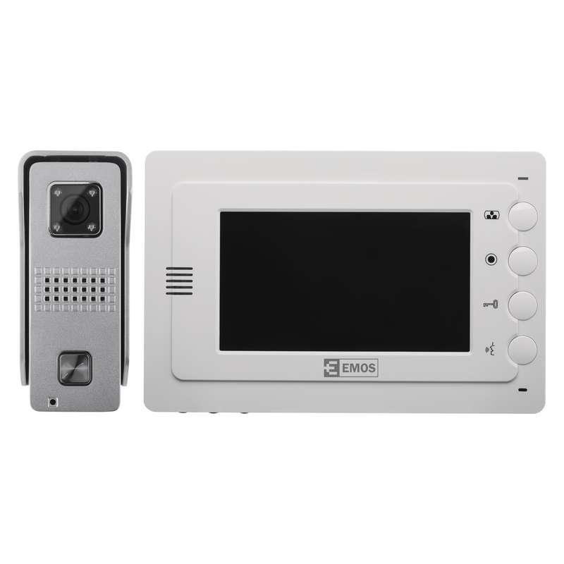 Domácí videotelefon sada, EMOS H2016