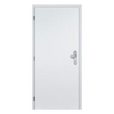 Dveře protipožární plné hladké Masonite Lume Extra bílé premium levé 900 mm
