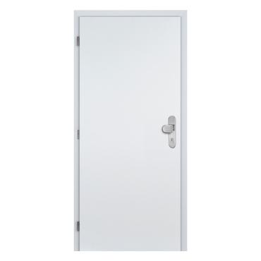 Dveře protipožární plné hladké Masonite Lume Extra bílé premium levé 800 mm