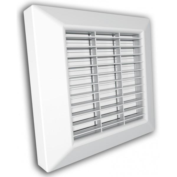 Ventilátor se senzorem vlhkosti, PRIMO base 125 AH