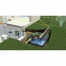 Sestava nádrže na dešťovou vodu Graf Platin Professionell, 3000 l