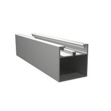 Podkladní profil hliníkový Twinson 50x50mm, 9522